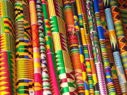 Ghana Fabric Designs Kente Fabric From Ghana Kente Cloth Fabric African Fabric