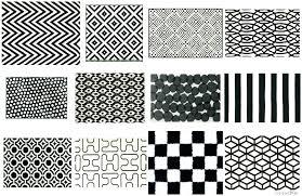 black and white rug ikea where to bold black and white rugs white and black