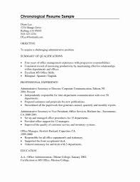 Resume Summary Examples For Students 24 Elegant Resume Examples For Highschool Students Professional 10