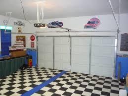 ceiling install garage door opener