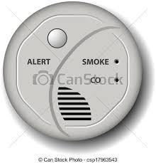 一酸化物 火災警報 ベクトル 煙 炭素 探知器