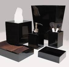 Black Bathroom Accessories Choosing The Right Bathroom Accessory Sets Bathroom Ideas