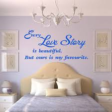Small Picture Wall Art Stickers Quotes Uk Joshua and Tammy