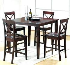 round pub table top round pub table sets medium size of dining room white and cherry round pub table 5 piece pub set