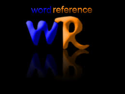 WORD REFERENCE