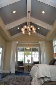 vaulted ceiling bedroom design ideas elegant cool tray lighting tray ceiling lighting10 lighting