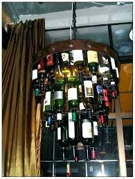 how to make a beer chandelier bottle kit wine out of bottles topper ma