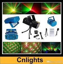 er blue mini laser stage lighting 150mw green red led laser projector dj party club light black disco dancing floor lights dj lighting packages