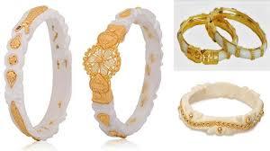 Bengali Gold Shakha Design Latest Gold Shakha Bengali Kada Design Latest Fashion