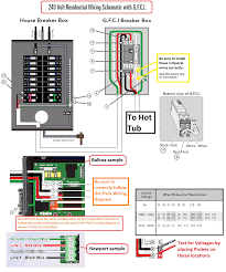 spa wiring electrical installation correct wiring for a 240v supply