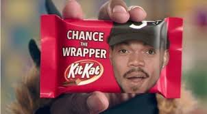 Chance the Rapper Stars in New Kit Kat Halloween Ad, Pens Jingle