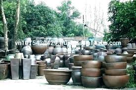 big ceramic pots for plants large outdoor ceramic pots large gardening pots for trees garden design
