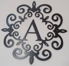 metal wall art metal vintage black metal wall decor