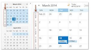Week Number Calendar How To Show The Week Numbers In Calendar In Outlook