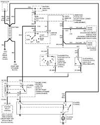 camaro headlight wiring diagram 2000 Camaro Starter Wire Diagram Diagram Switch Fan