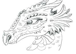 Coloring Pages Dragon Coloring Pages Printable Cool Free Of