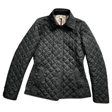 Burberry quilted jacket - Buy Second hand Burberry quilted jacket ... & Burberry quilted jacket Burberry quilted jacket ... Adamdwight.com