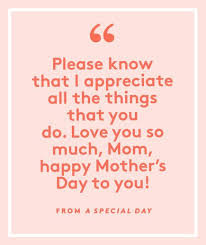 I Love You Mom Quotes From Daughter Best Mothers Day Poems That Will Make Mom Laugh And Cry Real Simple