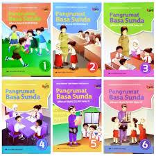 Berbicara (nyarita) 6.2 mampu mengungkapkan pikiran, perasaan, serta keinginan secara lisan dalam menceritakan hasil. Buku Bahasa Sunda Sd Mi Kelas 1 2 3 4 5 6 Kurikulum 2013 Erlangga Shopee Indonesia