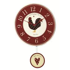 Country Kitchen Wall Clocks