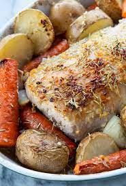 how to cook a boneless pork loin roast