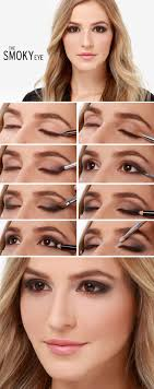 how to smoky eye tutorial 8 crucial makeup tutorials you need to know