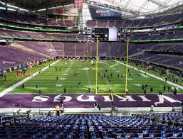 Us Bank Seating Chart Vikings U S Bank Stadium Section 142 Seat Views Seatgeek