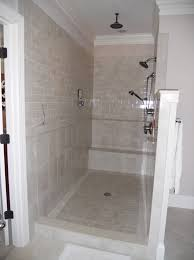 The biggest thing is making sure your shower spray direction is properly  placed, you have enough depth to handle splash, and/or have a curb install