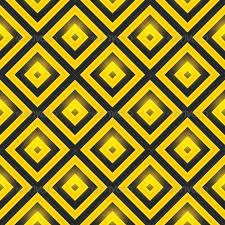 Retro Pattern of Geometric Shapes - Patterns Decorative