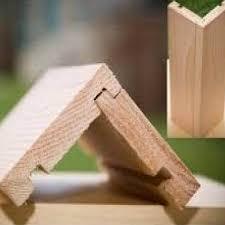 cedar corner trim kit 4 8m swansea thermowood cladding d g heath timber s ltd