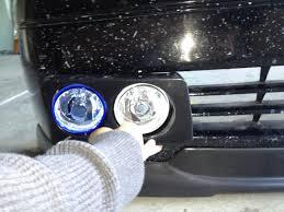 Dual Fog Lights Diy Ebays 98 01 Land Cruiser Dual Fog Light Mod