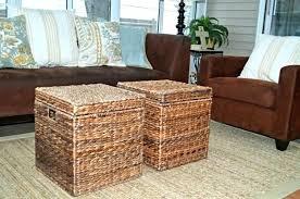 wicker basket coffee table wicker basket coffee table fantastic enchanting coffee table with storage basket wicker wicker basket coffee table