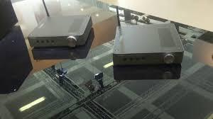 yamaha wxa 50. yamaha wxc-50 and wxa-50 musiccast wireless streaming amplifiers wxa 50