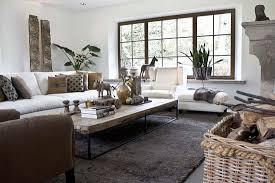 Woonkamer Ideeen Landelijk Nieuw Architecture Interieur Moderne Luxe