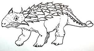 Disegni Da Colorare Dinosauri E Altri Rettili Preistorici Lapappadolce