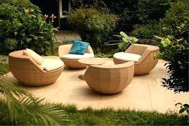 unique outdoor furniture. Unique Outdoor Tables Decor Patio And Wicker Rattan Furniture Summer Special