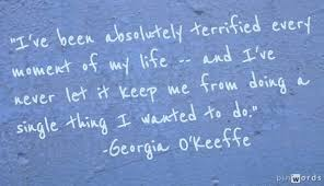 Georgia O Keeffe Quotes Magnificent Inspirational Words From Georgia O'Keeffe Twirlit