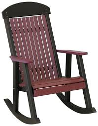 poly furniture wood porch rocker black outdoor rocking chair cushions wooden rockers natural finish wood porch rockers