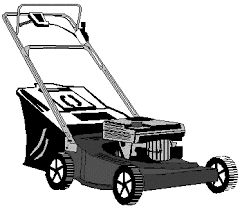 lawn mower vector. lawn mower clip art free vector clipart images 3