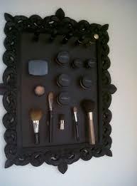 25 best ideas about magnetic makeup frame on magnetic frames organising tipagnetic makeup holder
