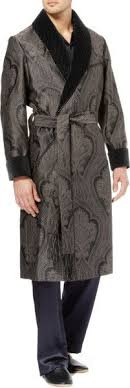 CLASSIC DRESSING GOWN FOR MAN 10% CASHMERE-90% WOOL WITH HALF ... & CLASSIC DRESSING GOWN FOR MAN 10% CASHMERE-90% WOOL WITH HALF PRINTED TWILL  SILK LINING AND PIPING | Clothes/bags/shoes/hair | Pinterest Adamdwight.com
