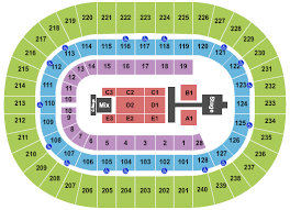 Detailed Seating Chart Nassau Coliseum Nassau Veterans Memorial Coliseum Tickets With No Fees At