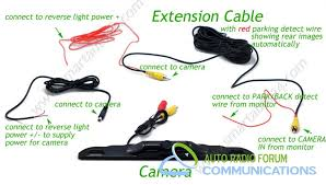 backup camera wiring diagram backup wiring diagrams online