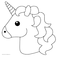 Feel free to print and color from the best 39+ unicorn emoji coloring pages at getcolorings.com. Unicorn Emoji Coloring Pages Dibujos De Unicornios Unicornio Colorear Unicornios Para Pintar