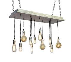 rustic lighting chandelier urban chandelier industrial lighting beach house light fixture rustic lighting bare bulb