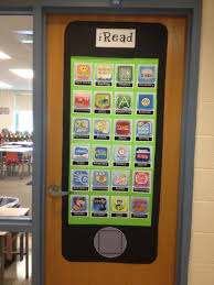 classroom door decorations for fall. Beautiful For Technology And Learning Look Pretty Good Together IPhone Classroom Door  Decoration And Decorations For Fall
