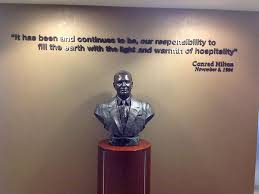 Conrad Hilton Quotes On Hospitality. QuotesGram