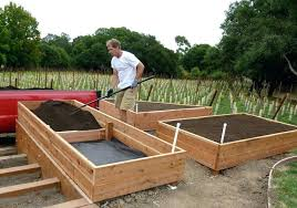 how do i build a raised bed vegetable garden above ground vegetable garden ideas above ground how do i build a raised bed vegetable garden