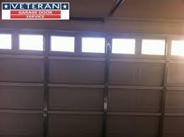 is it possible to add garage door windows to a garage door panel that has already been installed