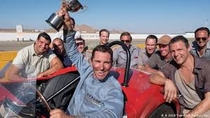 Ford, ferrari, and their battle for speed and glory at le mans d'a. Renn Nostalgie In Zeiten Des Klimawandels Le Mans Gegen Jede Chance Filme Dw 13 11 2019